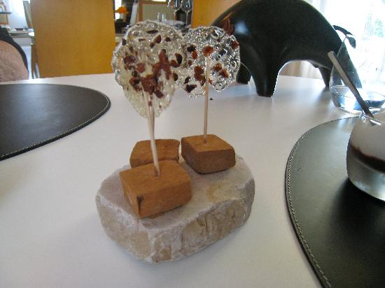 Les Bacchanales : Dessert