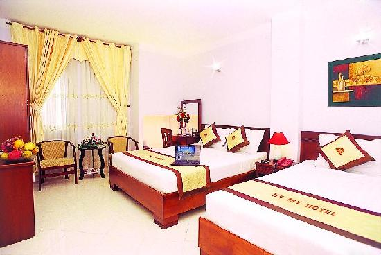 Ha My 2 Hotel: Family room