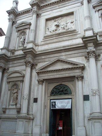Scuola Grande di San Rocco: Exterior