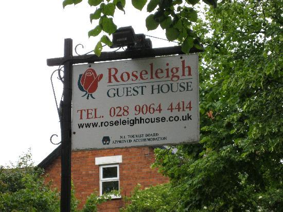 Roseleigh House: Almost home!