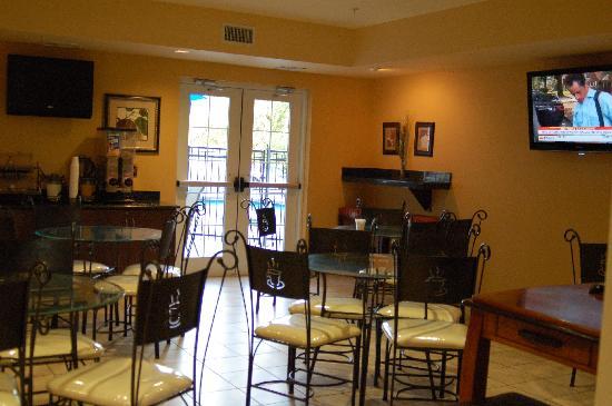 Microtel Inn & Suites by Wyndham Stillwater: Microtel Breakfast Area