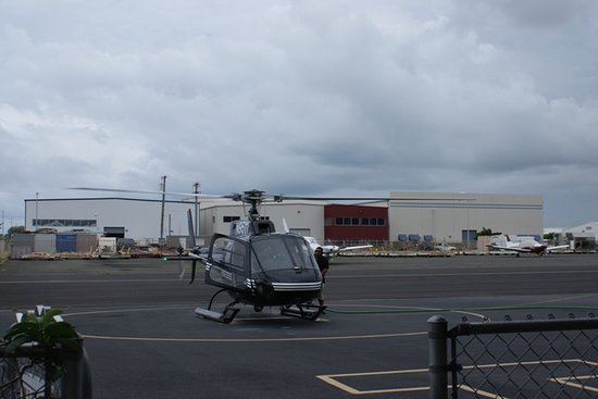 Makani Kai Helicopters: Our Chopper