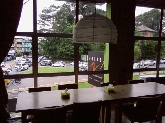 Lodge 121: Dining area