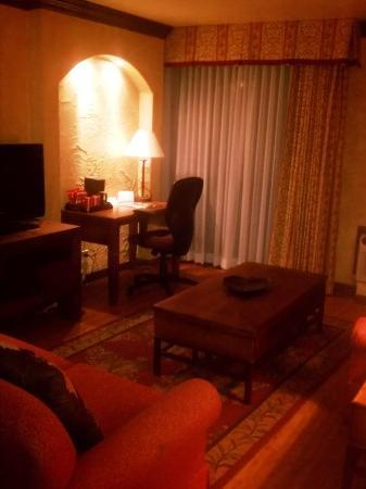Radisson Hotel Baton Rouge: living area