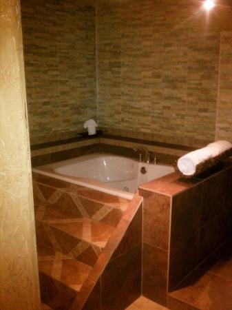 Radisson Hotel Baton Rouge: jacuzzi 2