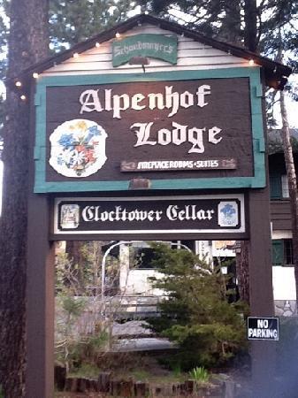 Alpenhof Lodge: alpenhof