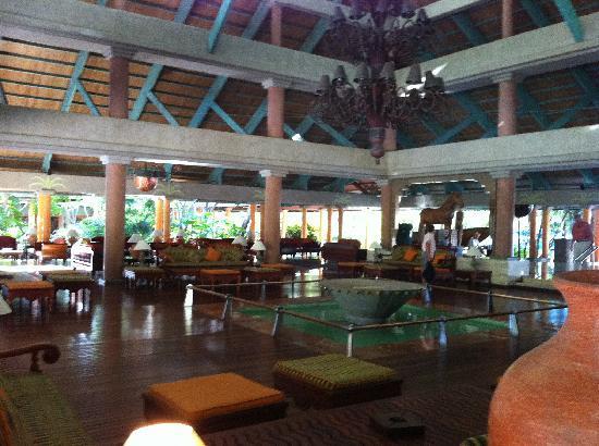 Iberostar Punta Cana: hall d'entré principale