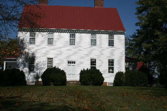 Littlepage Inn : front view of Little Page Inn
