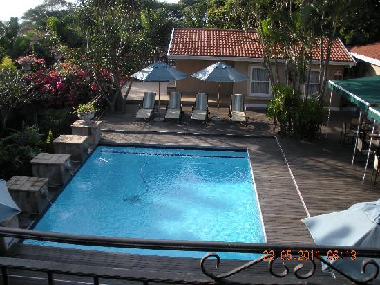 AHA Auberge Hollandaise Guest House: Swimming Pool