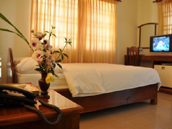 Golden Apsara Hotel : Standard Single Room