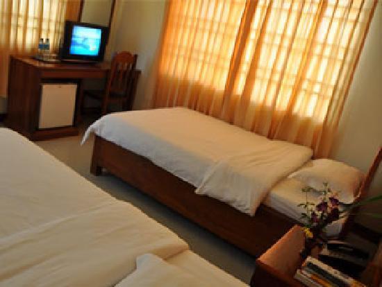 Golden Apsara Hotel : Standard Twin Room