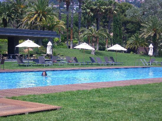 Gran Hotel Monterrey: Hotel Swimmingpool