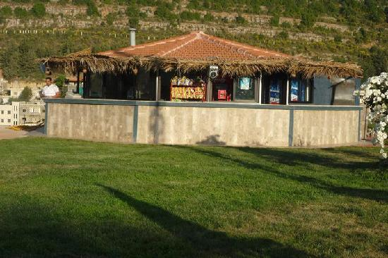 Iris Flower Hotel: H2eau view
