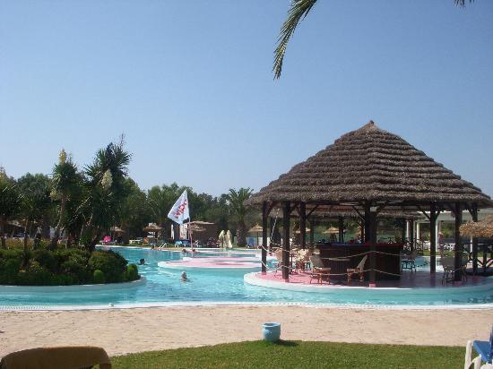 Hotel Shalimar: PISCINE