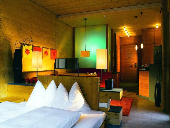 Naturhotel Waldklause: Komfort-Doppelzimmer