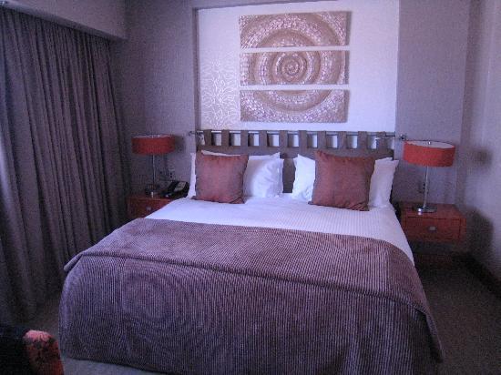 InterContinental Johannesburg Sandton Towers: la cama