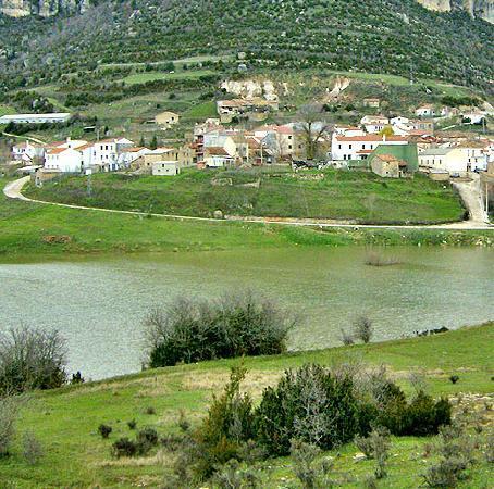 Casas Rurales El Pantano: ALREDEDORES