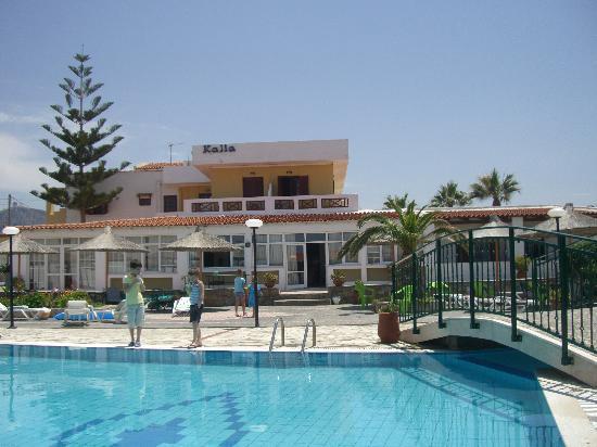 Kalia Beach Hotel Gouves