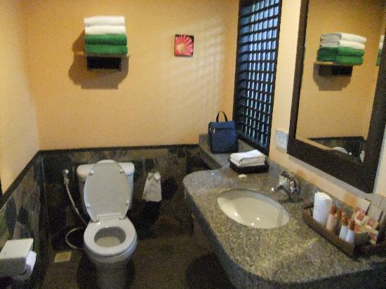 Nang Thong Bay Resort: Bathroom