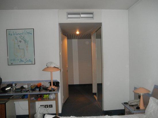 Hotel Thomas : Een blik in onze kamer