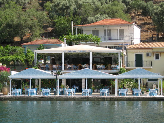 Sivota, Griekenland: sea side look