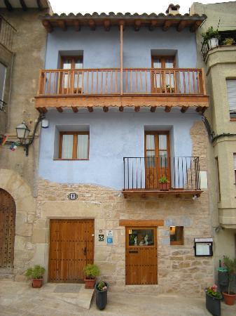 La Alqueria Hotel : Fachada del hotel La Alqueria