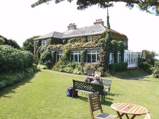 The Garrack Hotel: Hotel garden