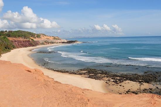 Praia de Pipa, RN : Praia do Amor - Pipa