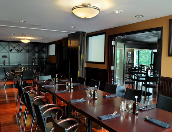 Shula's 347 Grill: Wine Room - One of our Private Dining Rooms