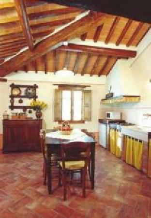 Azienda Agrituristica Villa La Morina: Interni