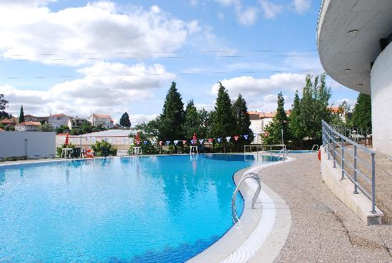 Bussaco Palace Hotel: Municipal pool Luso