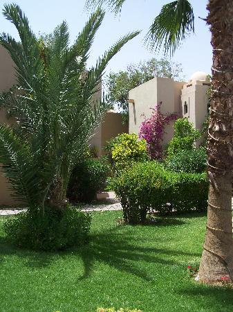 Ametis Club Karam : jardins karam palace