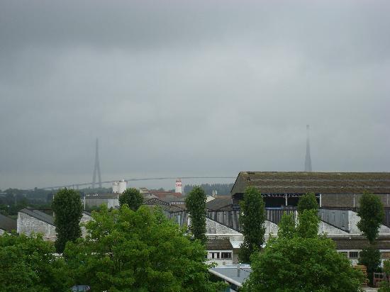 Ibis Honfleur : View from Bedroom