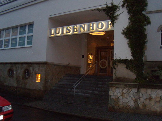 Luisenhof restaurant