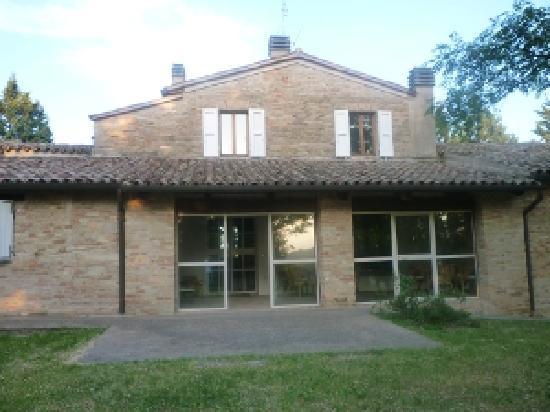 Villa Anjana: Front view
