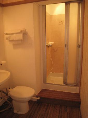 Hotel Du Commerce : Salle de bain