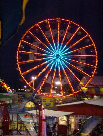 Fun Spot America : Fun Spot Ferris Wheel
