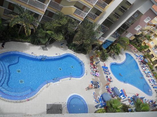 Hotel Costa Caleta: bottom pools