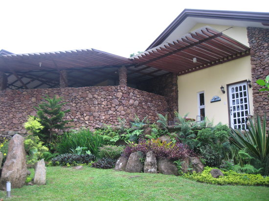 Lucban, Philippinen: A cottage that can be rented
