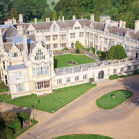 Photo of Rushton Hall Hotel and Spa
