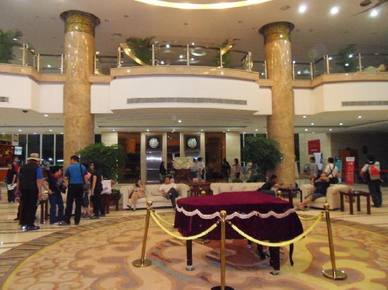 Guobin Hotel Zhangjiajie: Lobby