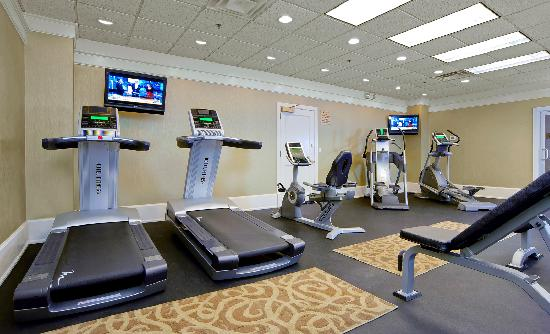 Cavalier Inn at the University of Virginia: Fitness Center