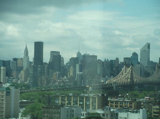 Holiday Inn L.I. City - Manhattan View: vista dalla camera