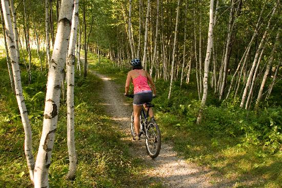 Trapp Family Lodge Outdoor Center: Trails for all levels and abilities.
