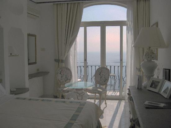 Hotel Villa Franca: Our room