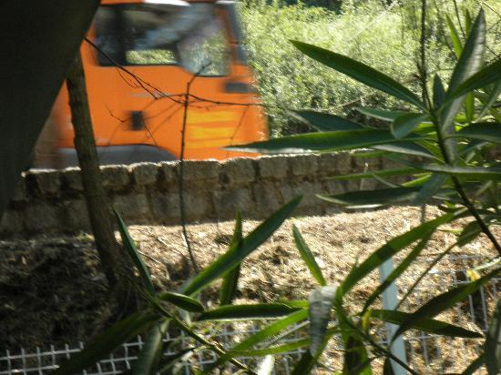 Vu de la fenetre de chambre picture of camping benista for Fenetre 75x75