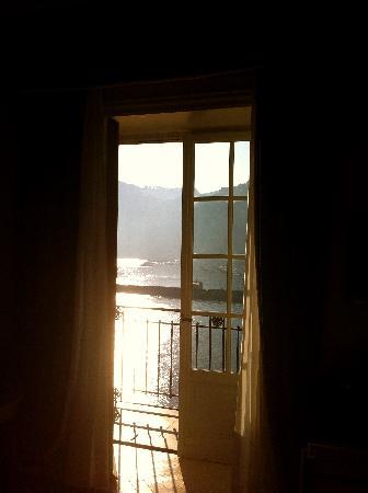 J.K. Place Capri: Der Blick aus dem Zimmer