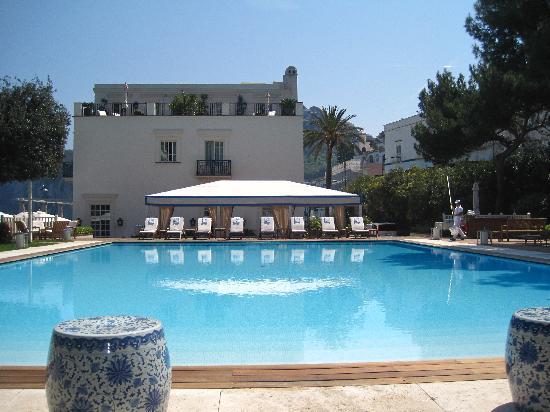J.K. Place Capri: Pool