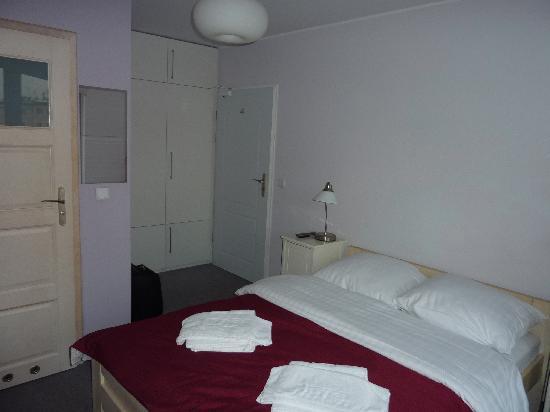Cilantro Bed & Breakfast: Habitación arbol