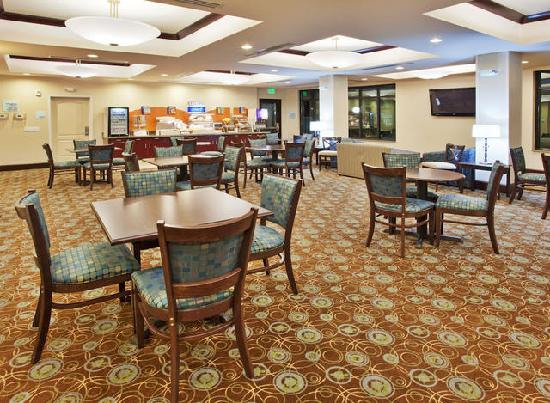 Holiday Inn Express Hotel & Suites Merced : Complimentary Breakfast Daily